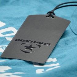 Abverkauf  BOXHAUS Brand Trained Tank Top Women blue htr