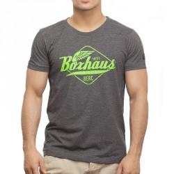 BOXHAUS Brand YUCON Shirt dark htr
