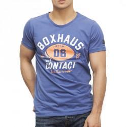 BOXHAUS Brand DAYTON T-Shirt velvet