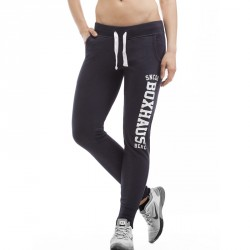 BOXHAUS Brand Woman Pant Skinny-G dark navy