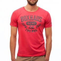 Summersale BOXHAUS Brand Rouky T- Shirt