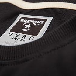 Abverkauf  BOXHAUS Brand STARC T-Shirt black