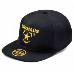 Summersale BOXHAUS Brand Incept Snapback Cap black