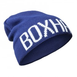 Shike 1.0 Beanie navy by BOXHAUS Brand