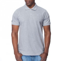 Summersale Incept Poloshirt grey htr