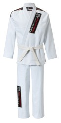 Abverkauf Okami Fighter MMA BJJ Gi weiss