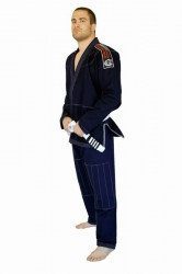 Okami BJJ Gi Warrior navy