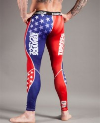 Scramble Star Spangled Spats