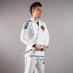 Scramble Athlete Kimono white