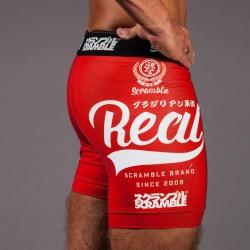 Abverkauf Scramble Real VT Short Red L