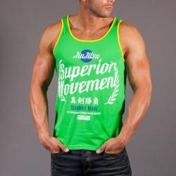 Scramble Superior Movement Vest Green