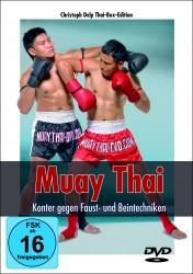 ABVERKAUF Muay Thai DVD Konter gegen Faust und Beintechniken ChristophDelp