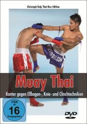 ABVERKAUF Muay Thai DVD Konter gegen Ellbogen Knie Clinchtechniken C, Delp