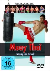 ABVERKAUF Muay Thai DVD Training und Technik Christoph Delp