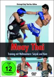ABVERKAUF Muay Thai DVD Training mit Weltmeistern Saiyok und Kem