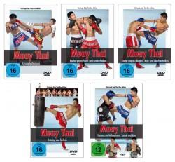 Muay Thai DVD Die komplette Serie Christoph Delp