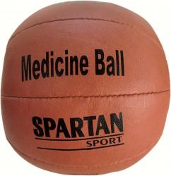Abverkauf Spartan Medizinball Leder 1-5kg