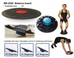 Abverkauf Spartan Balance Board