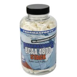 Pharmasports Bcaa 4800 Stack 240 Kapseln