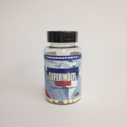 Pharmasports Super Multi Vitamin 120 caps