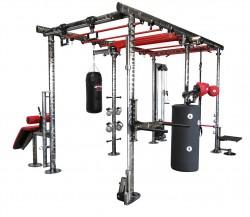 Gym80 Multifunktionelle Trainingsstation 4420