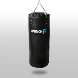 7PUNCH Boxsack synth. Leder 100 cm gefüllt