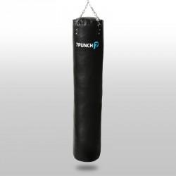 7PUNCH Studio - Boxsack synth. Leder 180 cm gefüllt