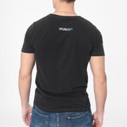 Abverkauf 7PUNCH Origin - Shirt carbon black