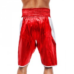 Abverkauf 7PUNCH HighPro Boxhose Red