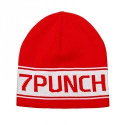 Abverkauf 7Punch HighPro Beanie red