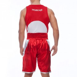 Abverkauf 7PUNCH HighPro Box Top Red