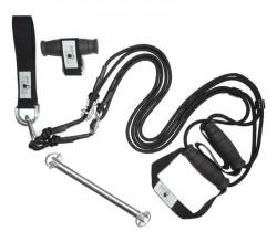 Abverkauf BodyCROSS Slingtrainer schwarz