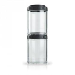 Abverkauf Blender Bottle Go Stak schwarz