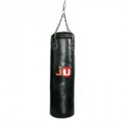 ju- Sports Boxsack Profi Leder 90cm ungefüllt