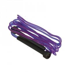 ju-Sports Springseil Kunststoff lila