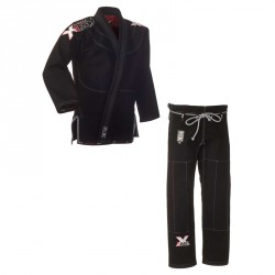 Ju- Sports BJJ Anzug Extreme Black 2.0