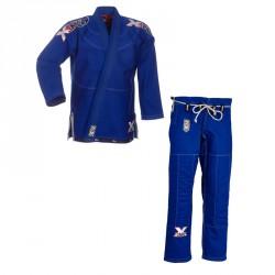 Ju- Sports BJJ Anzug Extreme Blue 2.0