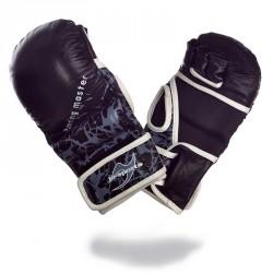 Ju- Sports MMA Sparring Handschuh Master Leder