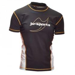 Ju- Sports Performance Shirt C14 Black