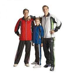 Ju- Sports Trainingsanzug Kids Rio Blau Schwarz