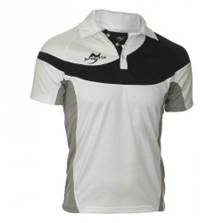 Ju- Sports Teamwear Element C1 Polo Weiss