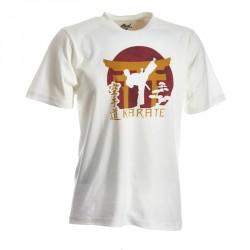 Ju- Sports Karate Shirt Torii Weiss Kids