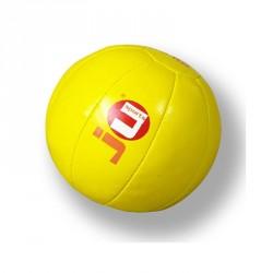 Ju- Sports Medizinball gelb 3-6kg