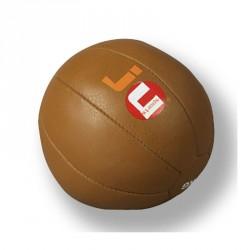 Ju- Sports Medizinball Braun Leder 3-6Kg