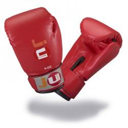 Ju- Sports Kinder Boxhandschuhe Rot