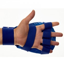 Abverkauf Ju- Sports Ju Jutsu Handschutz Blau