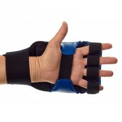 Ju- Sports Ju Jutsu Handschutz Section Blau