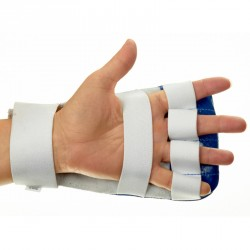 Abverkauf Ju- Sports Handschutz Ju Jutsu Pro Quick Blau