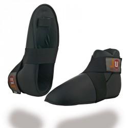 Abverkauf Ju- Sports Fussschutz Schwarz