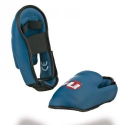 Abverkauf Ju- Sports Karatefussschutz Blau